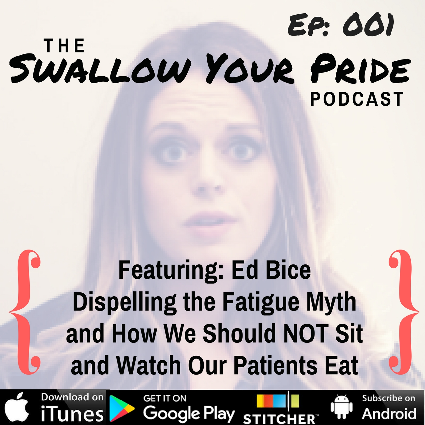 001 – Ed Bice, M.Ed., CCC-SLP – Dispelling the Fatigue Myth and How We Should NOT Sit and Watch Our Patients Eat