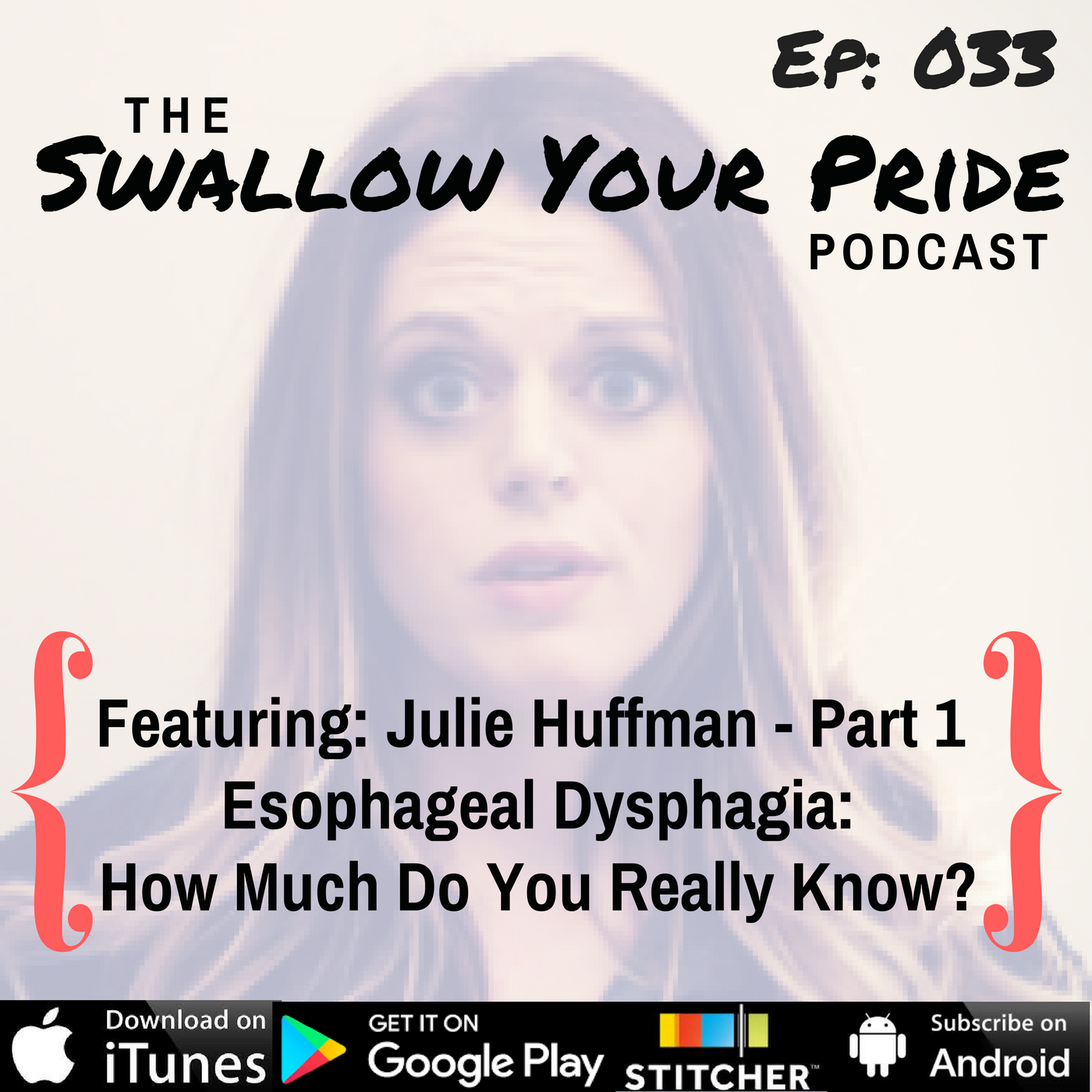 033 – Julie Huffman M.A., CCC-SLP – Part 1:  Esophageal Dysphagia: How Much Do You Really Know?