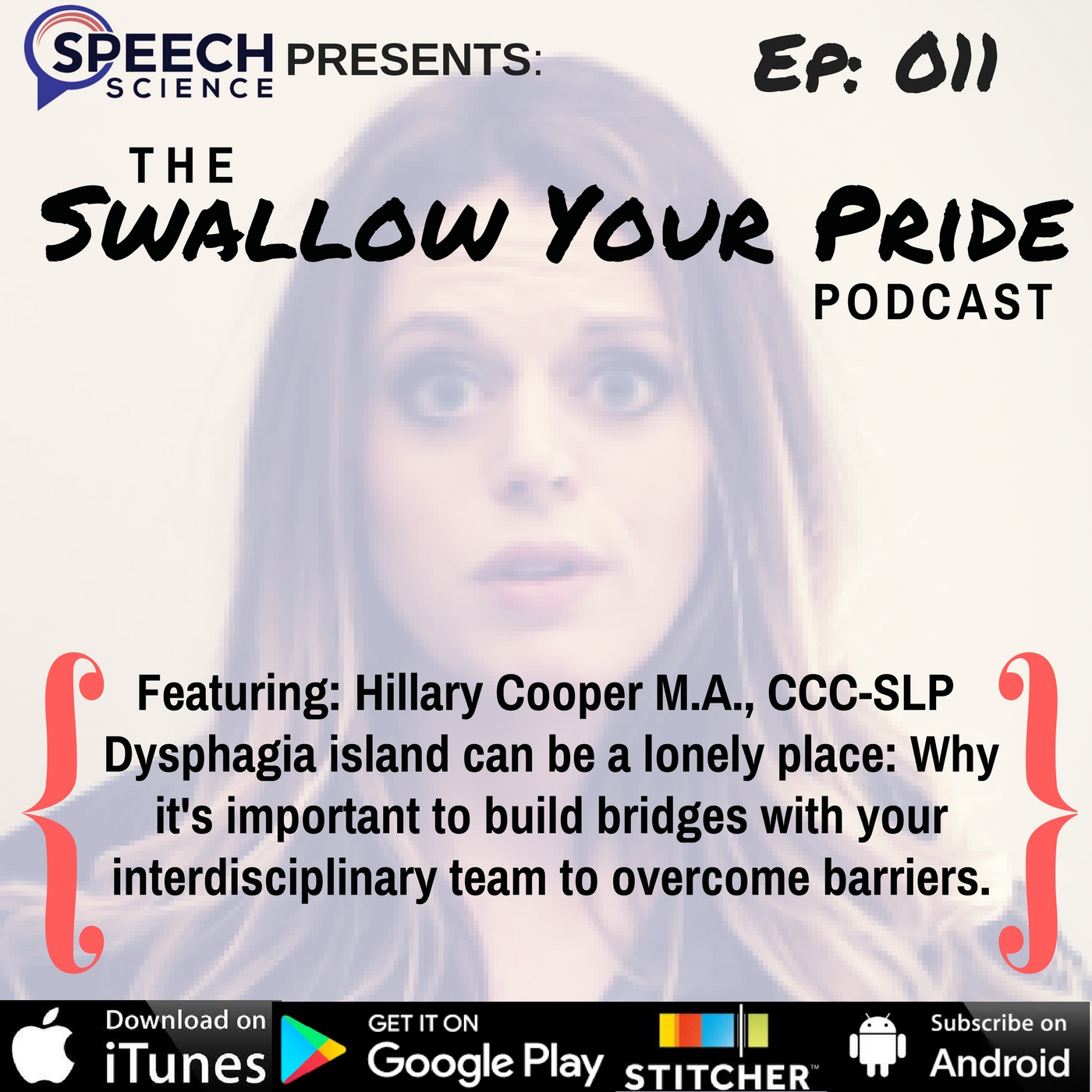011 – Hillary Cooper, MA – CCC-SLP – Dysphagia Island Can Be a Lonely Place – Why It's So Important to Build Bridges With Your Interdisciplinary Team to Overcome Barriers