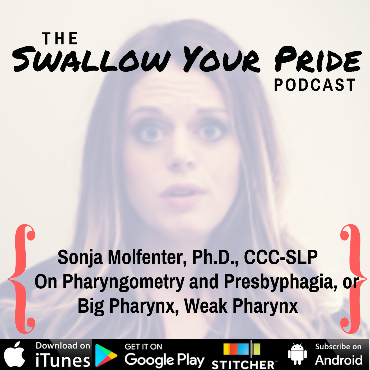 069 – Sonja Molfenter, Ph.D., CCC-SLP – On Pharyngometry and Presbyphagia, Big Pharynx, Weak Pharynx