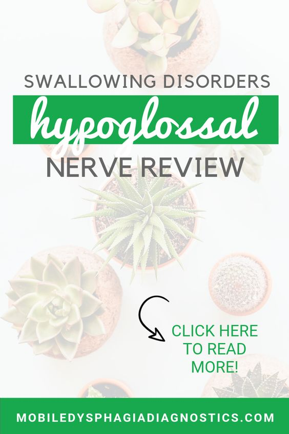 Part 5 of 5... A Hypoglossal Nerve (CN XII) Review for Swallowing Disorders